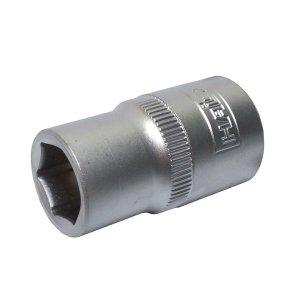 """Головка торцевая 24 мм, 1/2"""", CR-V Satine (Haisser, 70048)"""
