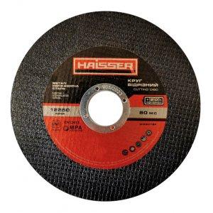 Круг отрезной 125х1,2х22 метал/нерж (Haisser, 4111702)
