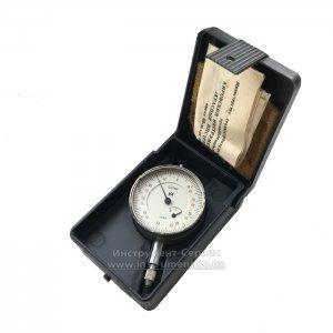 Индикатор часового типа ИЧ-02 0,01 кл.1 (Киров)