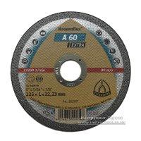 Круг отрезной 125х1,0х22 А60 EXTRA (Kronenflex)