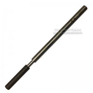 Брусок алмазний правлячий ручний, круглий 160*40 мм АС2 80/63