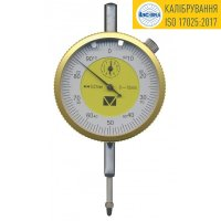 Індикатор годинникового типу ИЧ-10 0,01 кл.0 (калібрування ISO 17025) Мікротех®
