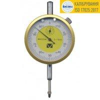 Індикатор годинникового типу ИЧ-05 0,01 кл.0 (калібрування ISO 17025) Мікротех®