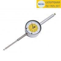 Індикатор годинникового типу ИЧ-50 0,01 кл.0 (калібрування ISO 17025) Мікротех®