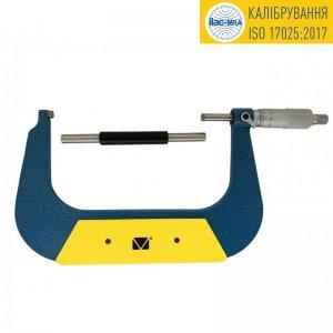 Мікрометр гладкий МК-175 кл.1 (калібрування ISO 17025) Мікротех®
