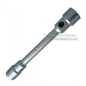 Ключ балонный двухсторонний 24 х 27 мм, толщина 26 мм, длина 350 мм (MTX, 142959)