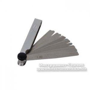 Набор щупов № 4 (0,1 - 1,0 мм.) L=70 мм. (GRIFF, D127020)