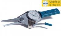 Нутромір важільний НР 15-35/80 0,01 для внутрішніх вимірювань (калібрування ISO 17025) Мікротех®