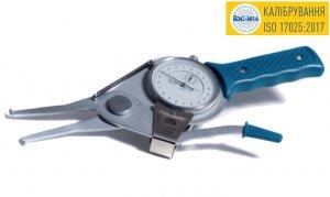 Нутромер рычажный НР 15-35/80 0,01 для внутренних измерений (калибровка ISO 17025) Микротех®