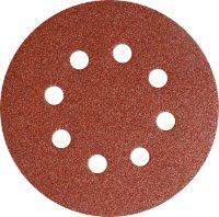 Шлифовальный круг на липучке PS 18 EK 125 mm зерно Р60 GLS 5 (Klingspor, 270337)