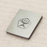 Пластина шаберная твердосплавная 30x15 ВК6ОМ