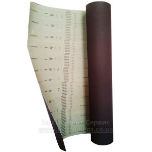 Шліфшкурка водостійка на тканинній основі 14А COR P80 (ЗАК)