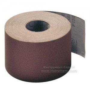 Шліфшкурка на тканинній основі KL 381 J, 200 мм, зерно. Р80 (Klingspor, 266274)