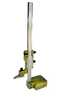Штангенрейсмас ШР- 250, 0-250 мм, ціна поділки 0,05 (Крін)