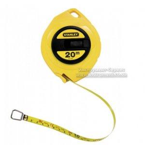 "Рулетка измерительная ""LongTape"", 20м х 9.5 мм (STANLEY, 0-34-105)"