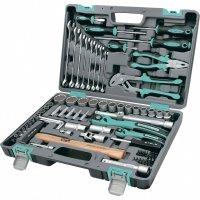 Набор инструментов 76 предметов, 12 гранные головки (STELS, 14116)