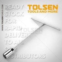 Ключ торцевой T-образный 10 мм (Tolsen, 15112)