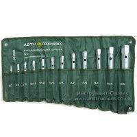 Набор ключей торцевых трубчатых 7 шт. (6х7-18х19) Автотехника 105070
