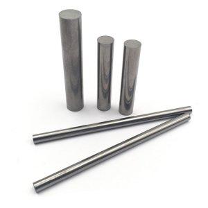 Пруток твердосплавный шлифованный h6 Ф 6,5 мм К30 (ВК8) L=80 мм