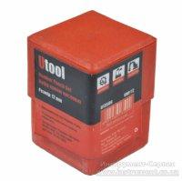 """Клейма цифровые 12 мм, набор из 9 шт """"0-9"""", твердость 58-62 HRC (Utool, UNP/12)"""