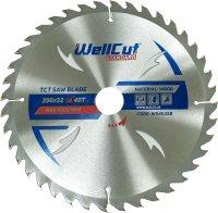 Пильный диск WellCut Standard 250x32мм 40Т (WS40250)