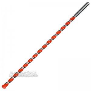 Сверло универсальное Ф 14,0 мм, L=400мм, YG8, HRC 90-92 (YATO, YT-43965)