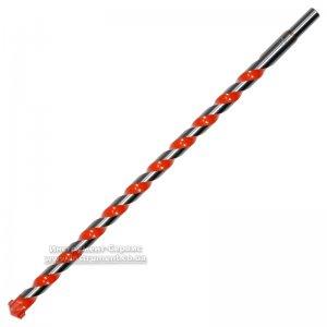 Сверло универсальное Ф 20,0 мм, L=400мм, YG8, HRC 90-92 (YATO, YT-43968)